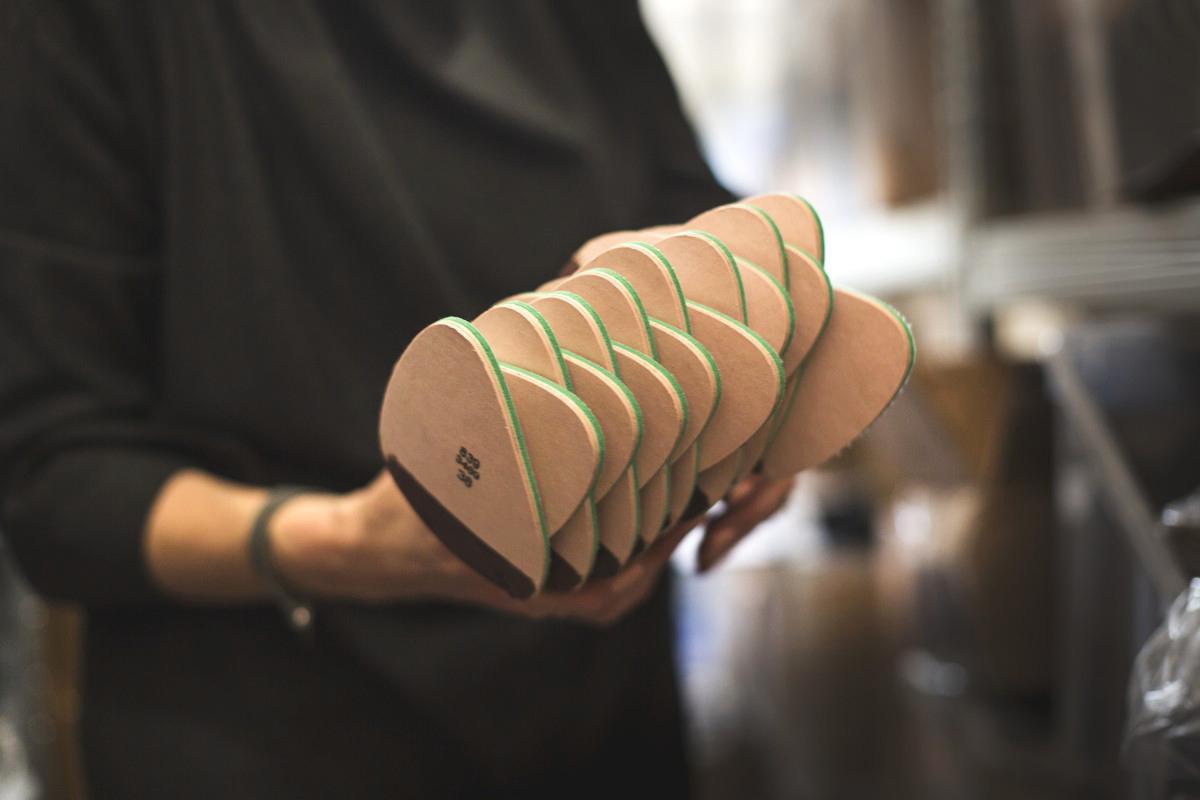 Rosamund Muir  - Luxury Handmade Women´s Footwear