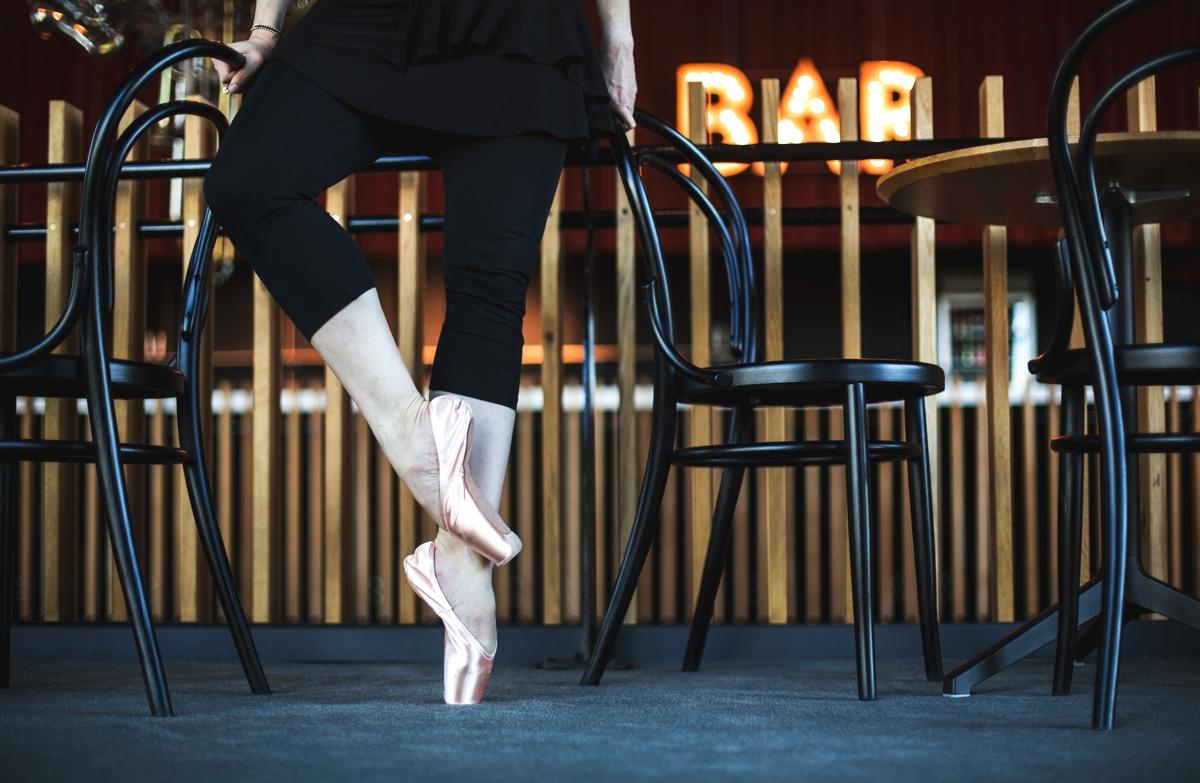 Andreea Toma - ballerina and choregrapher