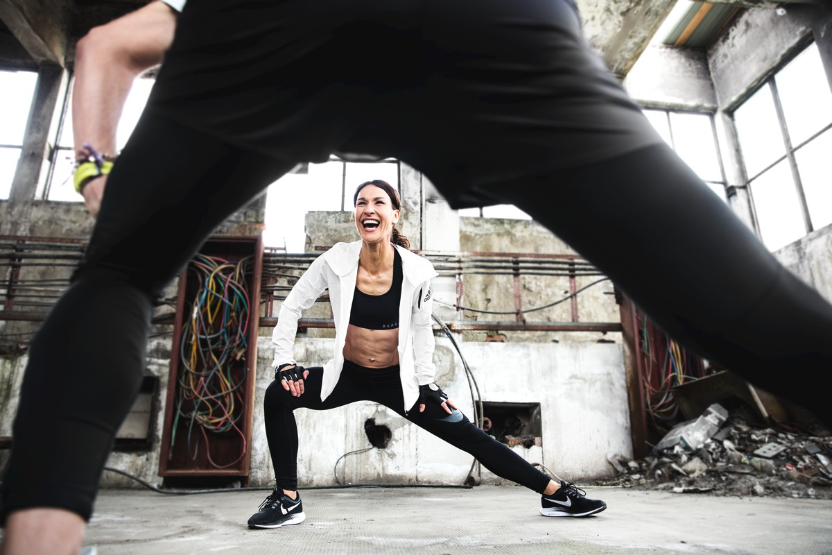 Claudia Dutschmann - Personal Trainer and Athletic Coach